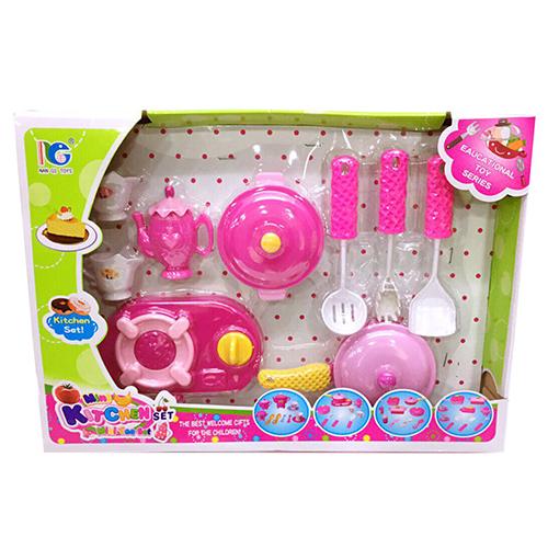 Mini Kitchen Set ToysFenicalProduct CenterHong Kong Fenical Adorable Mini Kitchen Set
